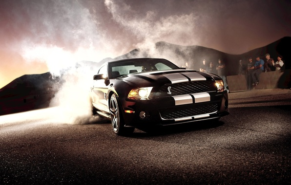 Wallpaper Mustang Ford Shelby Ford Gt500 Ford Mustang Shelby Gt