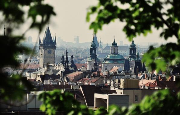 Picture the city, Czech Republic, Prague