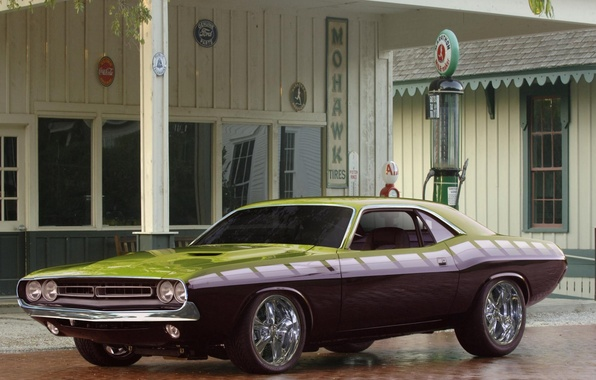 Picture machine, auto, photo, background, Wallpaper, dressing, dodge, challenger
