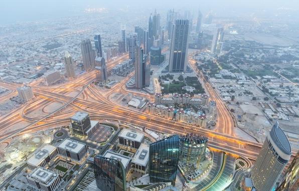 Picture dubai, tallest building in the world, burj khalifa