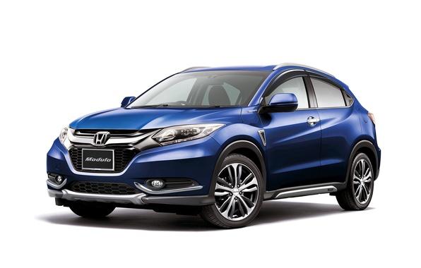 Picture Honda, Honda, hybrid, 2014, Vezel, Wesel, Modulo