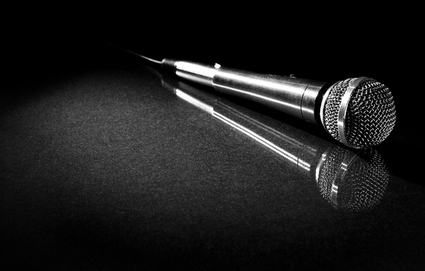 wallpaper microphone white and black ground floor images