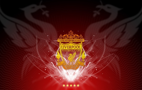 Picture logo, england, football, soccer, liverpool