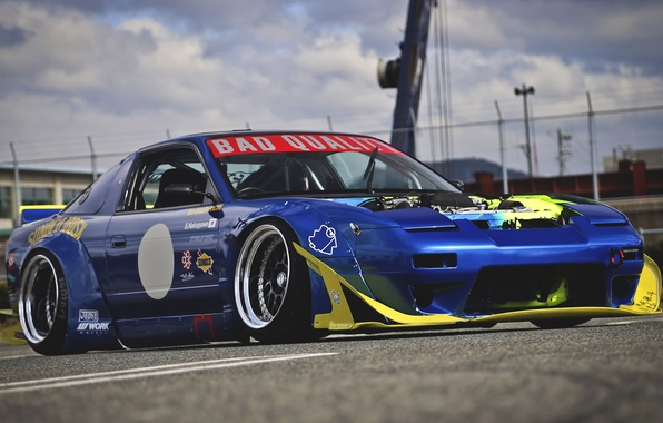 Photo Wallpaper Nissan 180sx