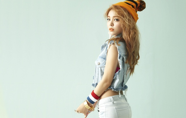 Picture Girl, Music, Asian, Style, Beauty, Kpop, Singer, Ailee, Korean, Stylish, A's Dolls House