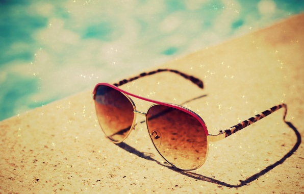 Picture summer, style, background, widescreen, Wallpaper, sequins, glasses, wallpaper, widescreen, background, full screen, HD wallpapers, glasses, …