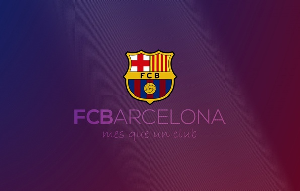Wallpaper Wallpaper Sport Logo Football Fc Barcelona