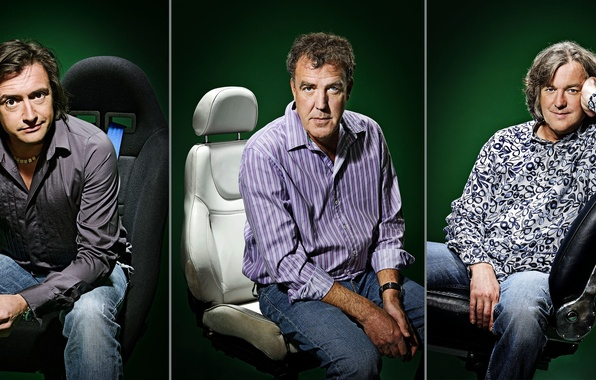 Picture Top Gear, Jeremy Clarkson, Richard Hammond, Top Gear, James May