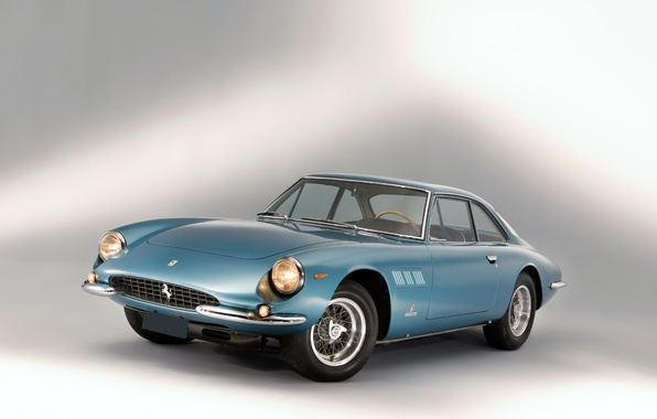 Picture background, Ferrari, Ferrari, classic, 500, the front, 1964, Superfast