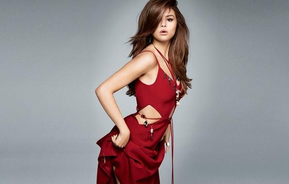 Wallpaper Girl, Marie Claire, Selena Gomez, Selena Gomez