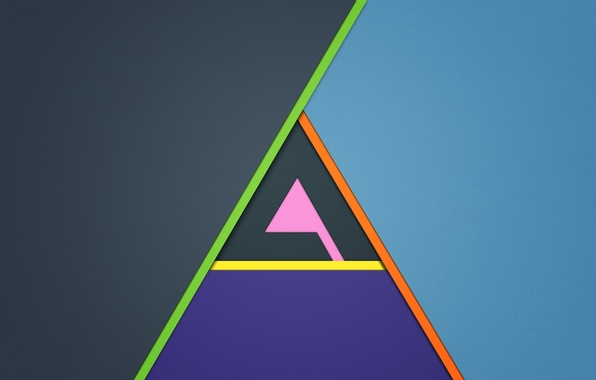 Picture Minimalism, Music, Logo, Hi-Tech, AIMP, Music Player