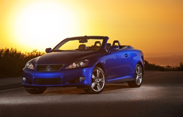 Picture road, the sun, light, light, road, Lexus, sun, lexus is cars