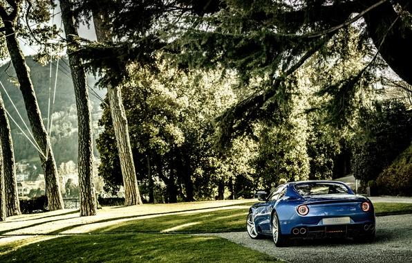 Picture Ferrari, Ferrari, Berlinetta, Touring, 2015, Lusso