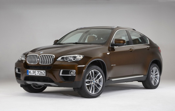 Picture lights, BMW, grille, crossover