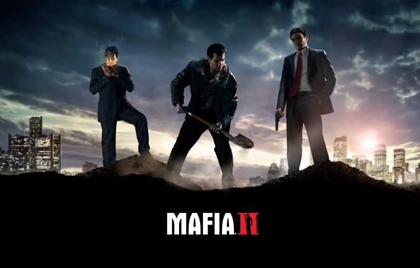 Picture game, wallpers, Mafia 2