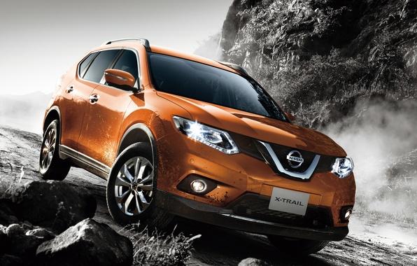 Picture SUV, Nissan, Nissan, crossover, X-Trail, x-trail, ikstreyl