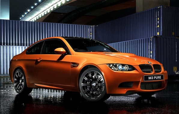 Picture Machine, Desktop, Orange, Car, 2012, Car, Beautiful, Coupe, Bmw, Wallpapers, E92, Beautiful, BMW, Wallpaper, Automobiles, …