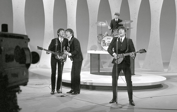 Picture music, The Beatles, Rock, The Beatles, Beatles, Legend, talent, great, George Harrison, John Lennon, four, …