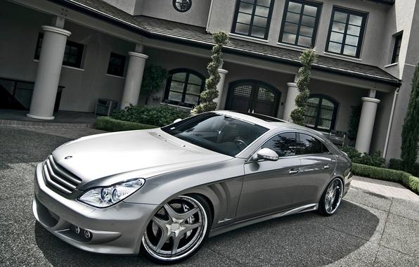 Picture Mercedes-Benz, C219, Mercedes, CNC, CLS-Class