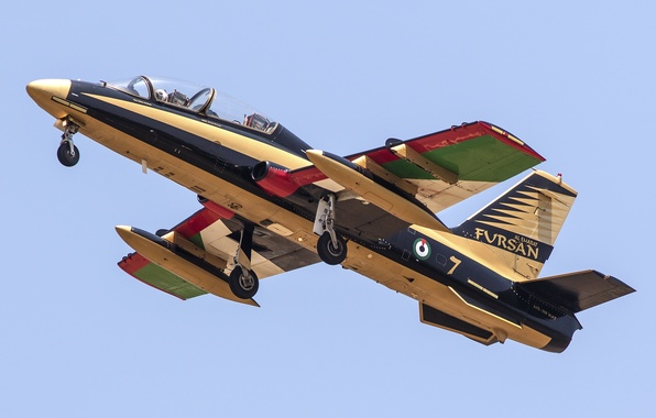 Picture the plane, Italian, training, MB-339, light attack, Aermacchi