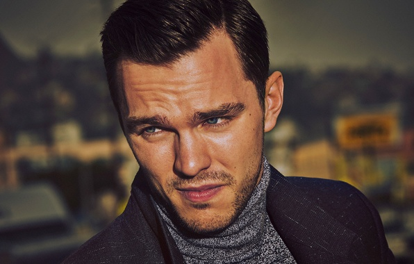 Picture portrait, photographer, actor, Nicholas Hoult, Nicholas Hoult, Guy Aroch