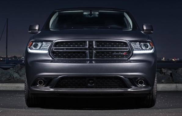 Picture auto, Dodge, Dodge, the front, Durango, R/T