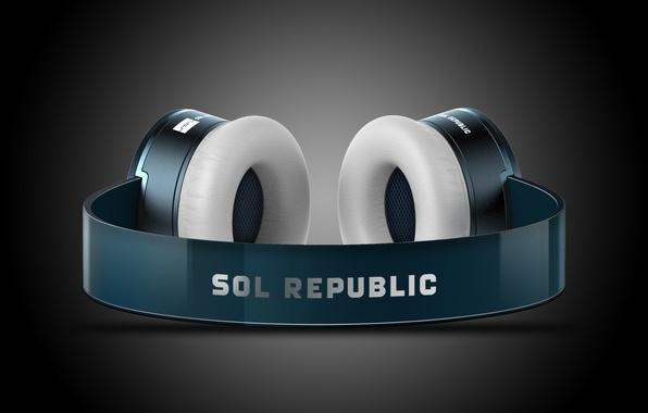 Picture Headphones, SOL REPUBLIC, Tracks Ultra