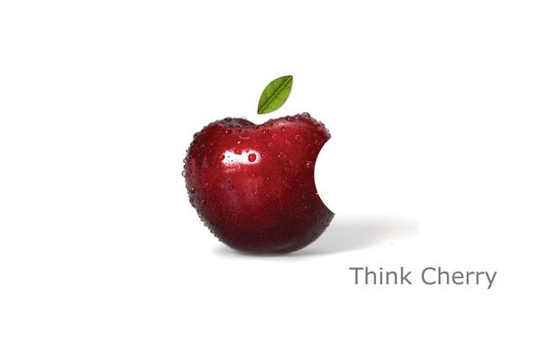 Picture computer, drops, text, apple, Apple, logo, leaf, mac, phone, laptop, emblem, gadget