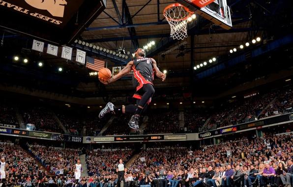 Wallpaper Miami, NBA, Basketball, james, Heat, Lebron ...