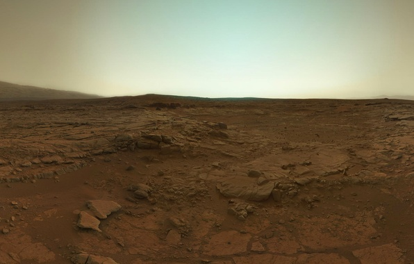 Picture photo, landscape, planet, Mars, NASA, Opportunity