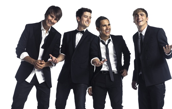 Picture James, james, carlos, big time rush, kendall, logan, Logan, Carlos, Kendall, forward to success