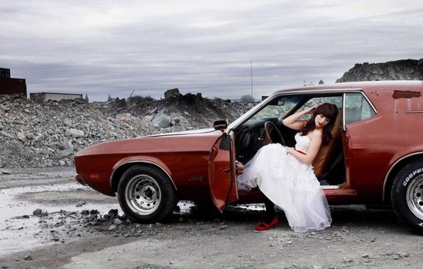 Picture Girl, car, marit larsen