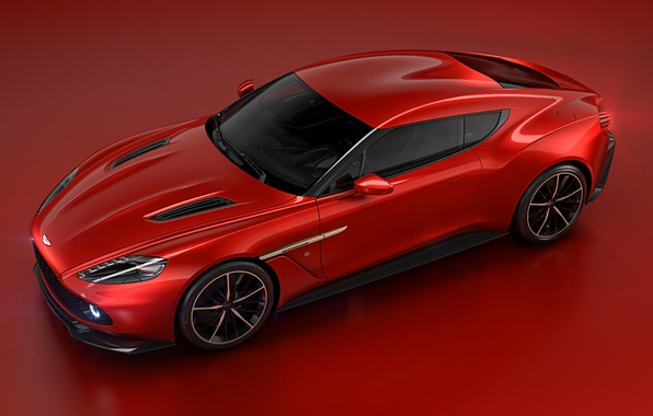 Picture Concept, background, Aston Martin, Aston Martin, Zagato, Vanquish, vankvish