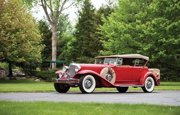 Picture Chrysler, 1931, Chrysler, Phaeton, LeBaron, l Dual Cowl, Imperial, Imperia