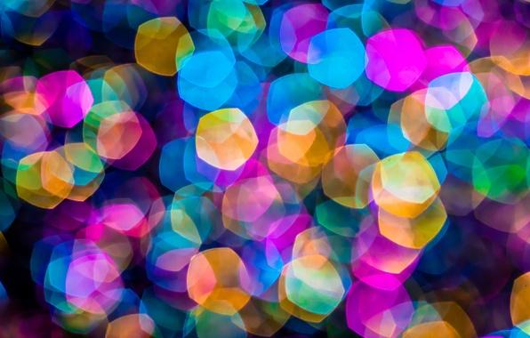 Picture background, color, blur, figure