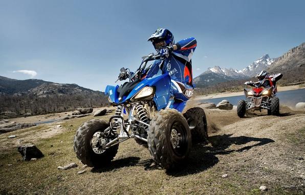 Picture 2008, ATV, Yamaha, Yamaha, yfm250r