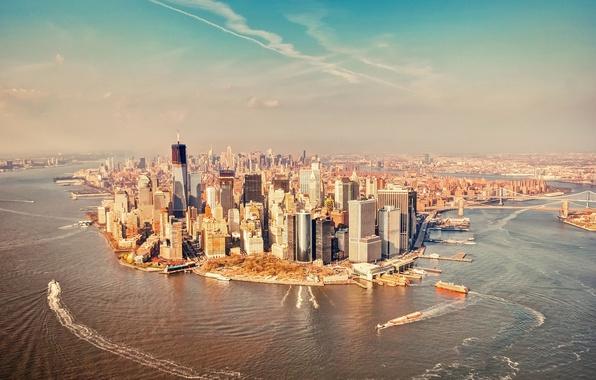 Picture ships, New York, new york, Manhattan