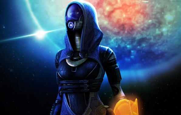 Wallpaper mask alien mass effect bioware tali quarian - Tali wallpaper ...