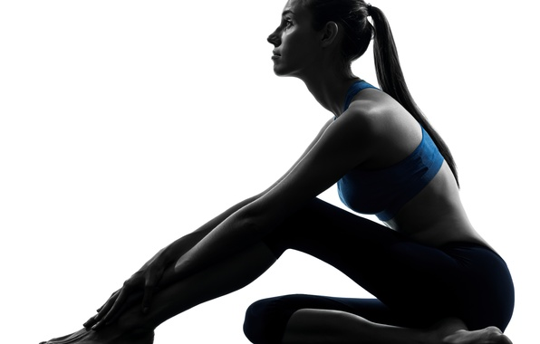 Picture pose, fitness, sportswear