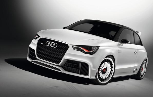Picture Audi, audi, concept, quattro, clubsport, the Clubsport