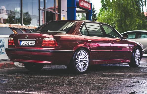 Picture BMW, Boomer, BMW, E38, Tuning Car, 750iL
