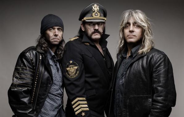 Picture Rock, hard rock, Mikkey Dee, Motorhead, Phil Campbell, Lemmy Kilmister, heavy metal