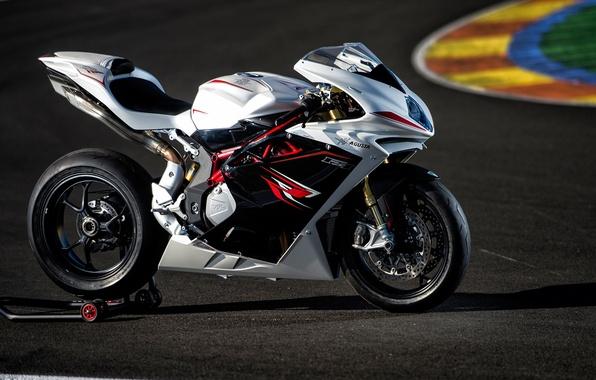 Picture motorcycle, bike, superbike, sportbike, MV Agusta F4 R