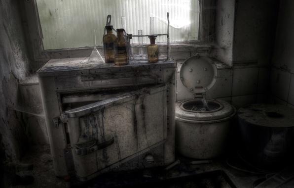 Picture room, window, laboratory