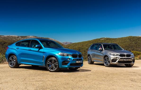 Picture BMW, BMW, F16, AU-spec, 2015, X6 M, F15, X5 M