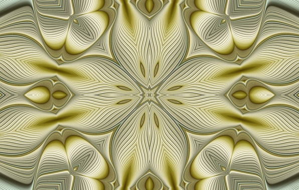 Picture light, pattern, color, the volume, symmetry