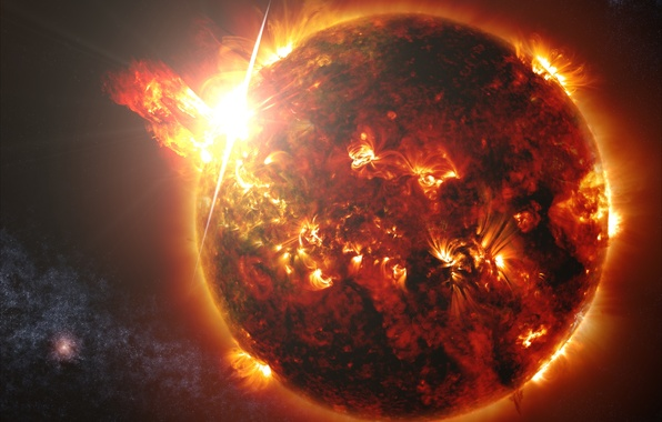 Picture space, The sun, space, NASA, Sun, wallpapers