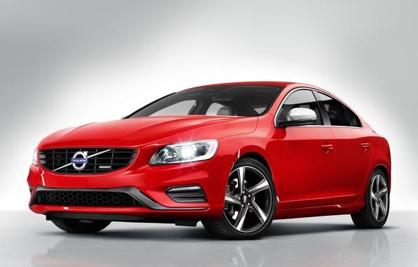 Picture auto, Wallpaper, Volvo, the front, S60, R-design