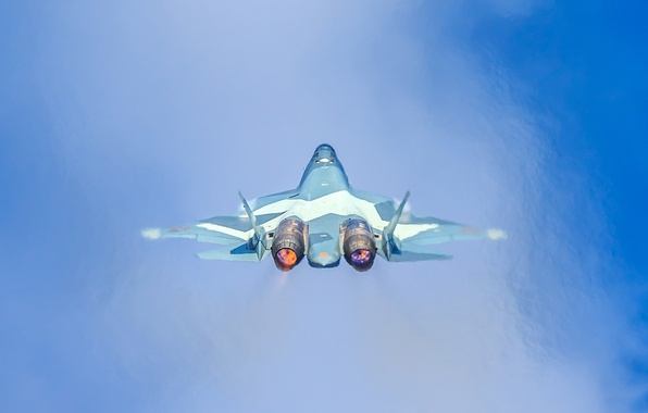 Picture the sky, flight, fighter, T-50, multipurpose
