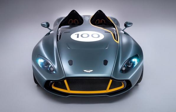 Picture Concept, Aston Martin, Speedster, CC100